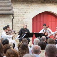 21 juin Quatuor 212, P. Génisson ©B.Manière