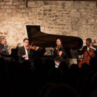 24 juin - S. Roussev, JY Thibaudet, Quatuor 212