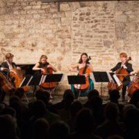 26-juin - Ensemble de violoncelles
