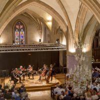 29 juin - sextuor à cordes