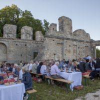 27 juin - Abbaye de St Vivant